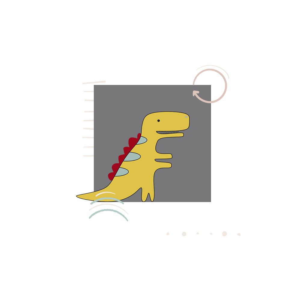 Adesivos Dino
