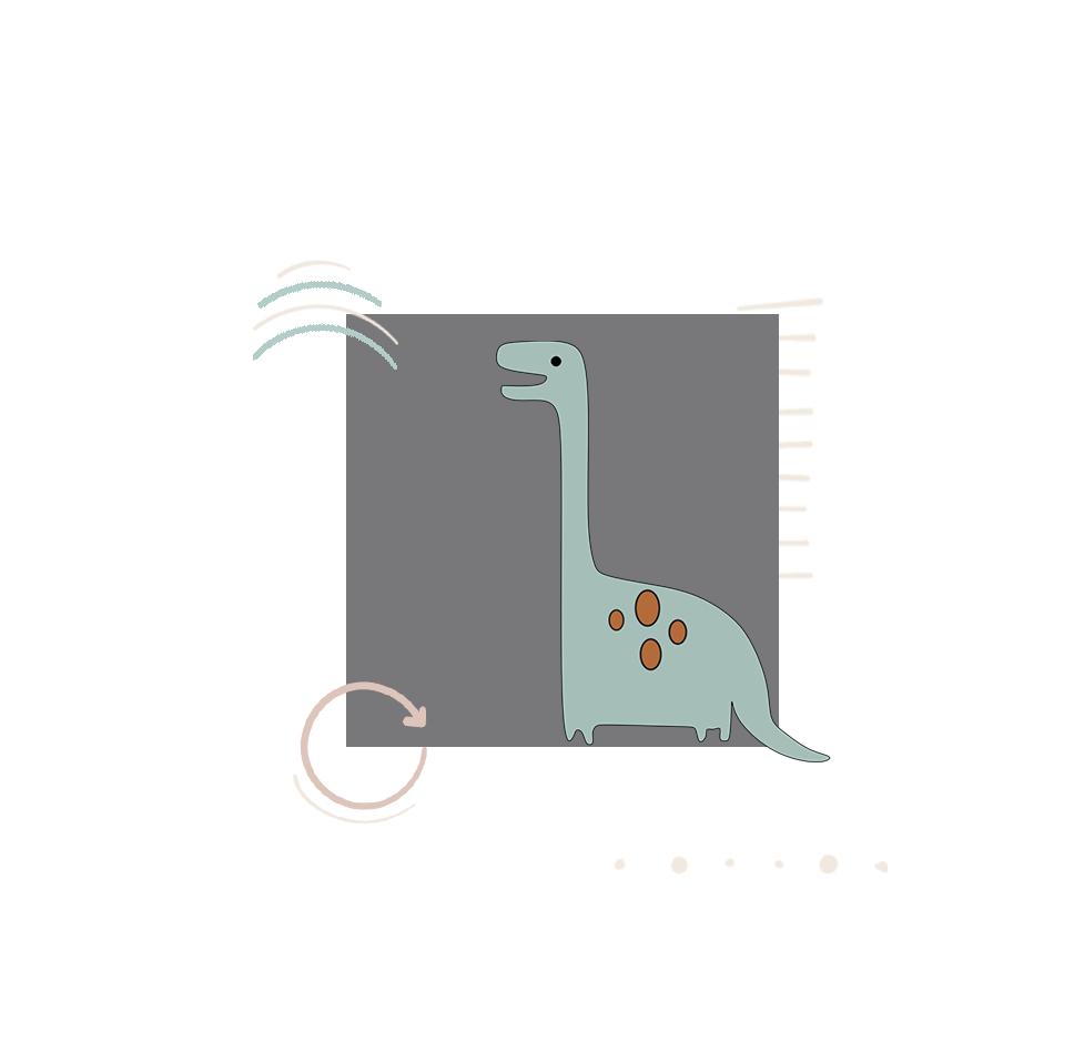 Adesivo Dinos